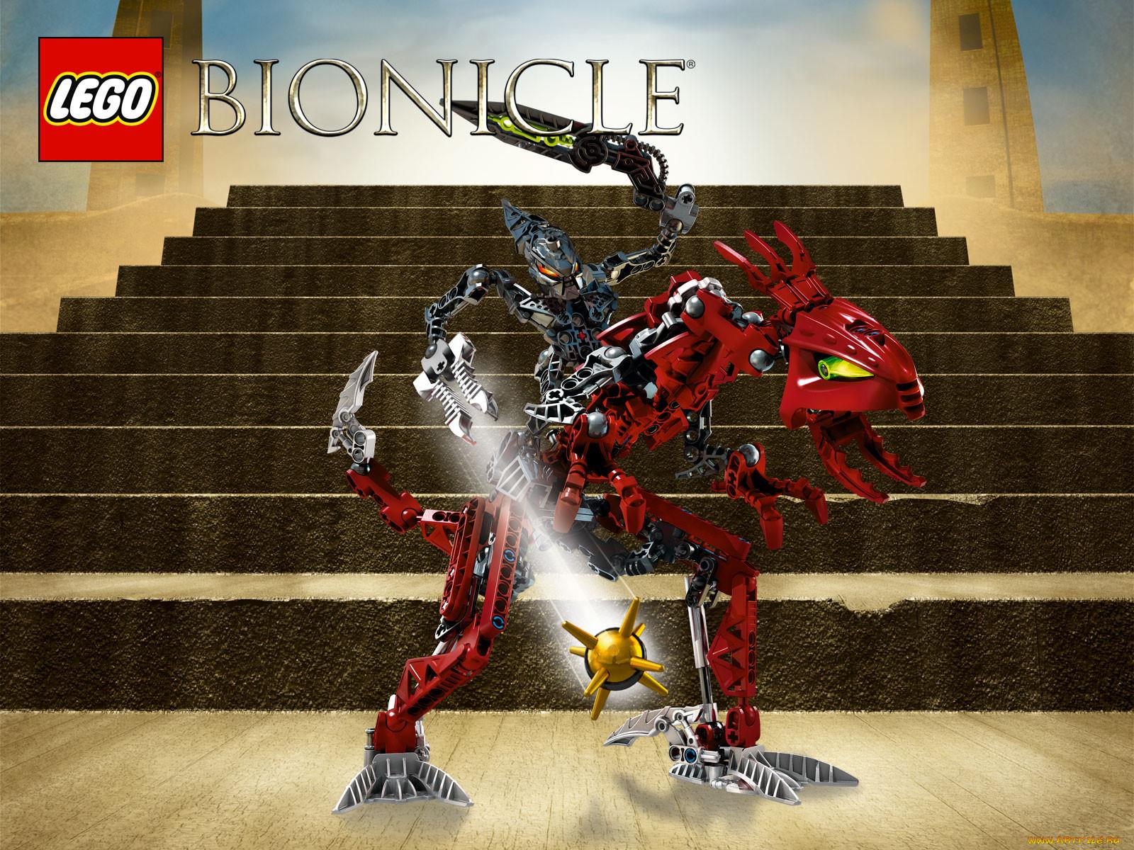 Картинки из игры бионикл